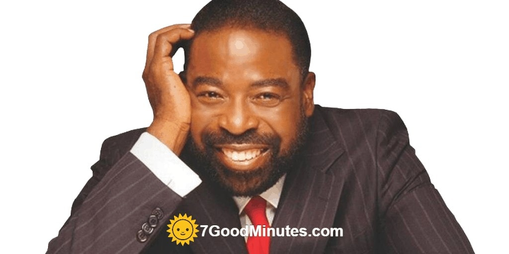 Les Brown Talks About His Rules For Success