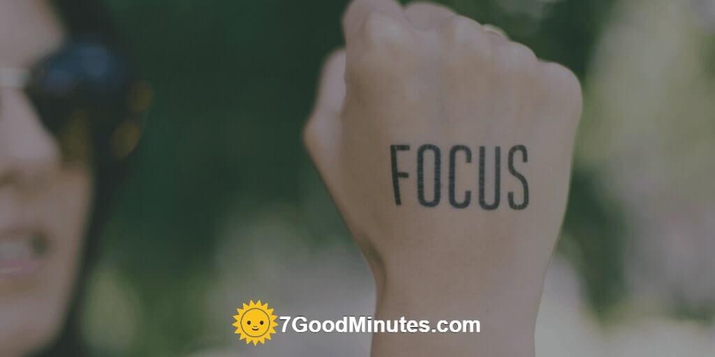 Remain Focused