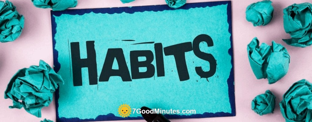 Getting Rid Of Bad Habits