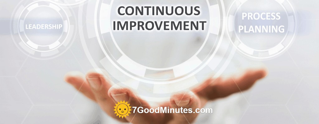 How To Make Improvements