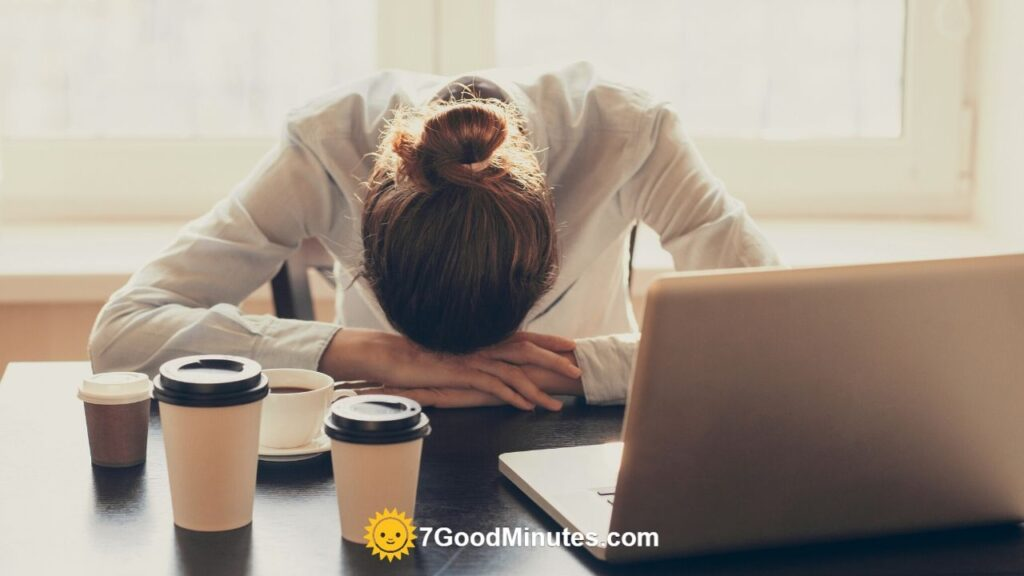 How To Stop Feeling Tired All The Time