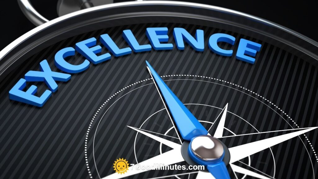 Striving For Excellence